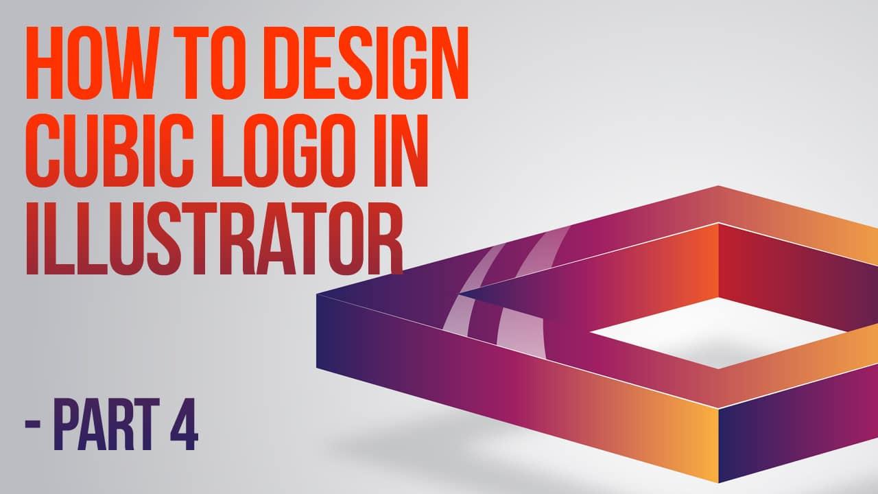 Illustrator Logo Design yt