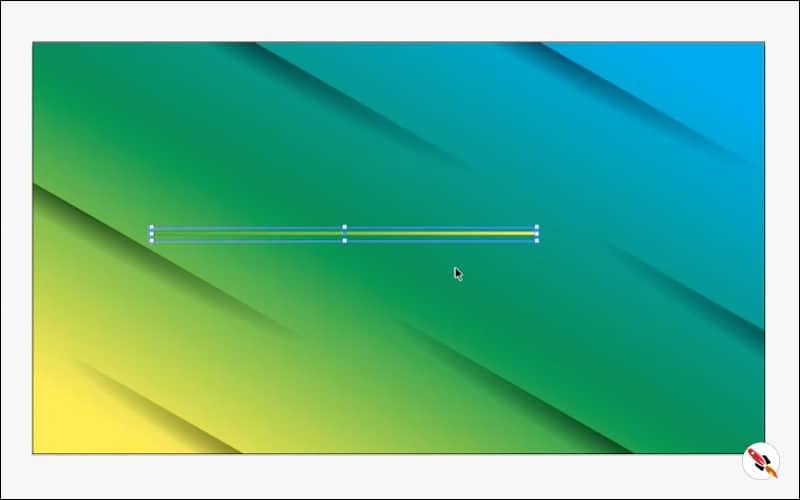 transparent gradient rectangle | Illustrator tutorial | Deeptuts