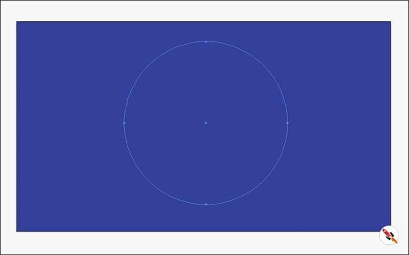 Create a circle | Illustrator tutorial | Deeptuts