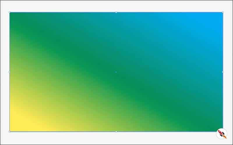 Set gradient | Illustrator tutorial
