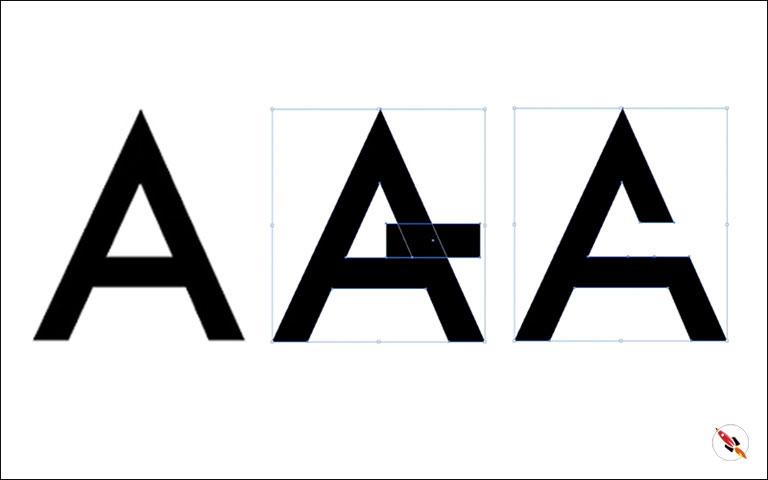 create reflection in Adobe Illustrator
