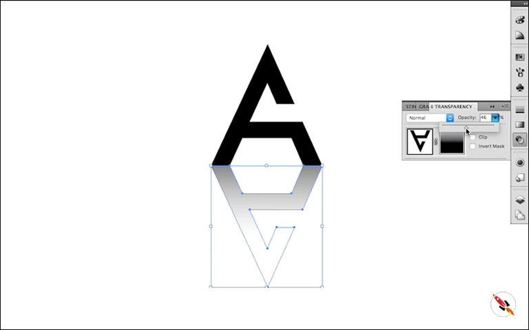 create reflection in Adobe Illustrator DeepTuts