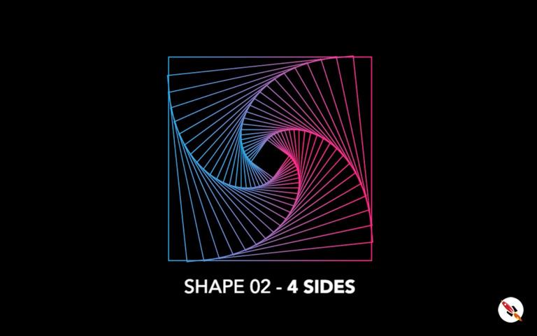 4 Sided Polygon shape