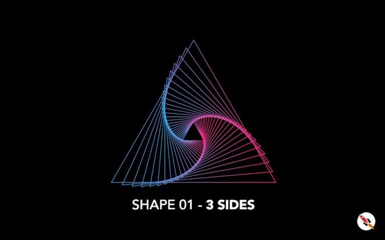 Polygon Shape - 3 sides