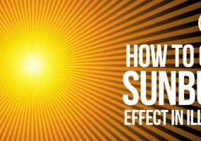 Cover Wp Sunburst Effect